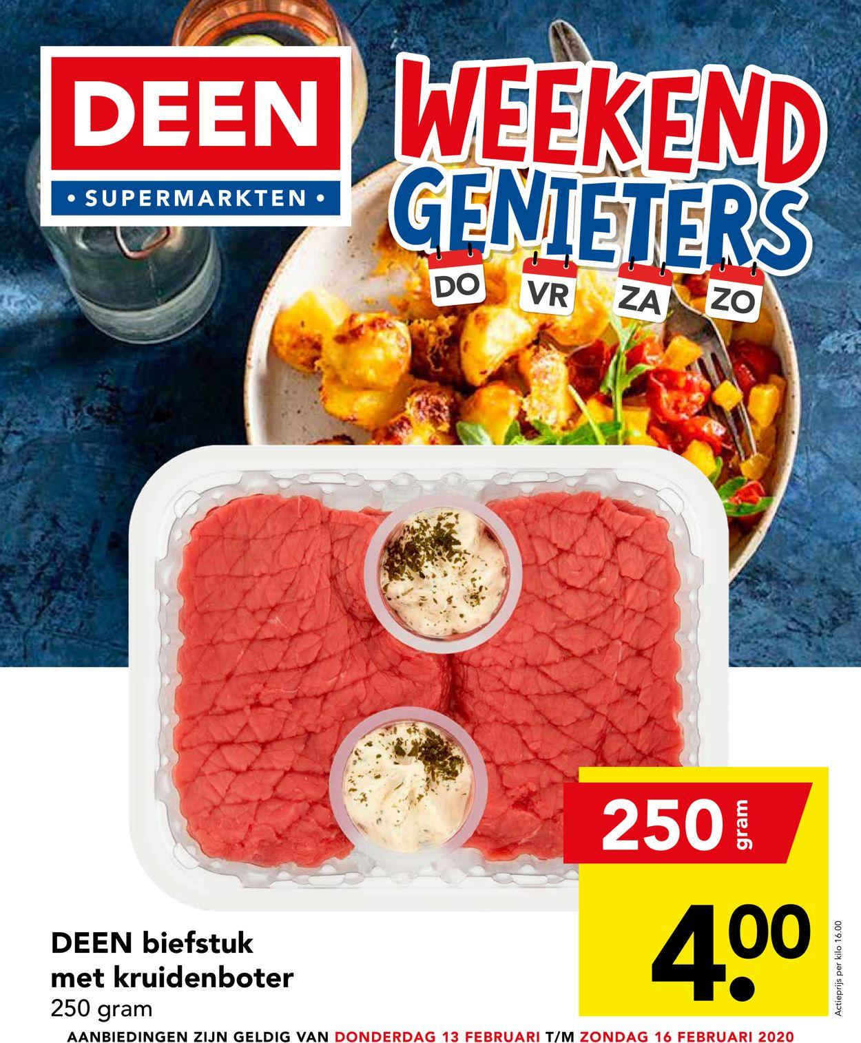 Deen Folder - 13.02-16.02.2020