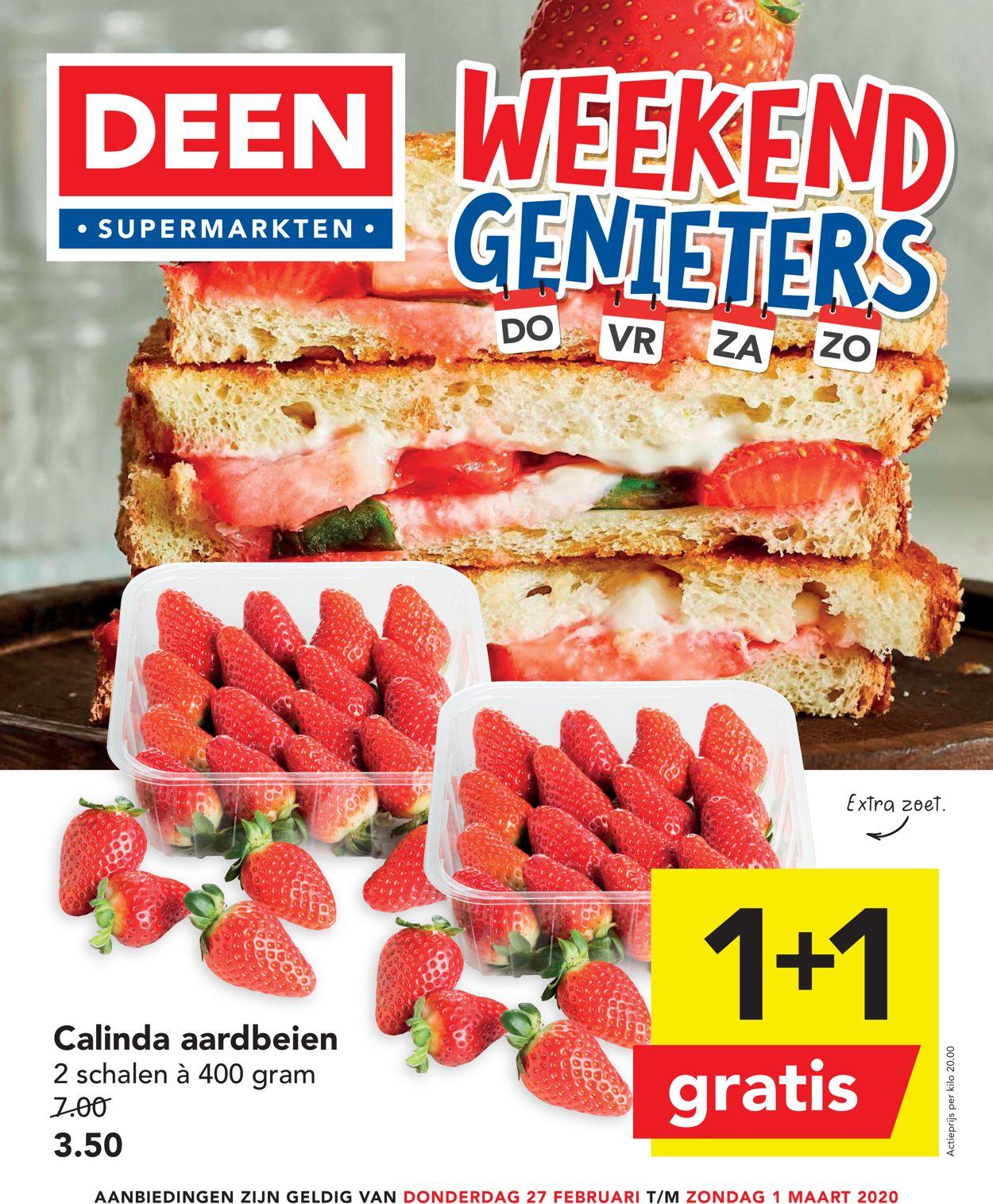 Deen Folder - 27.02-01.03.2020