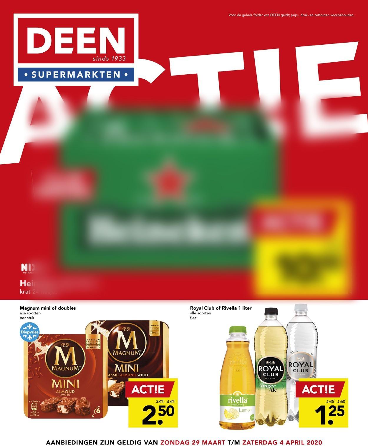 Deen Folder - 29.03-04.04.2020