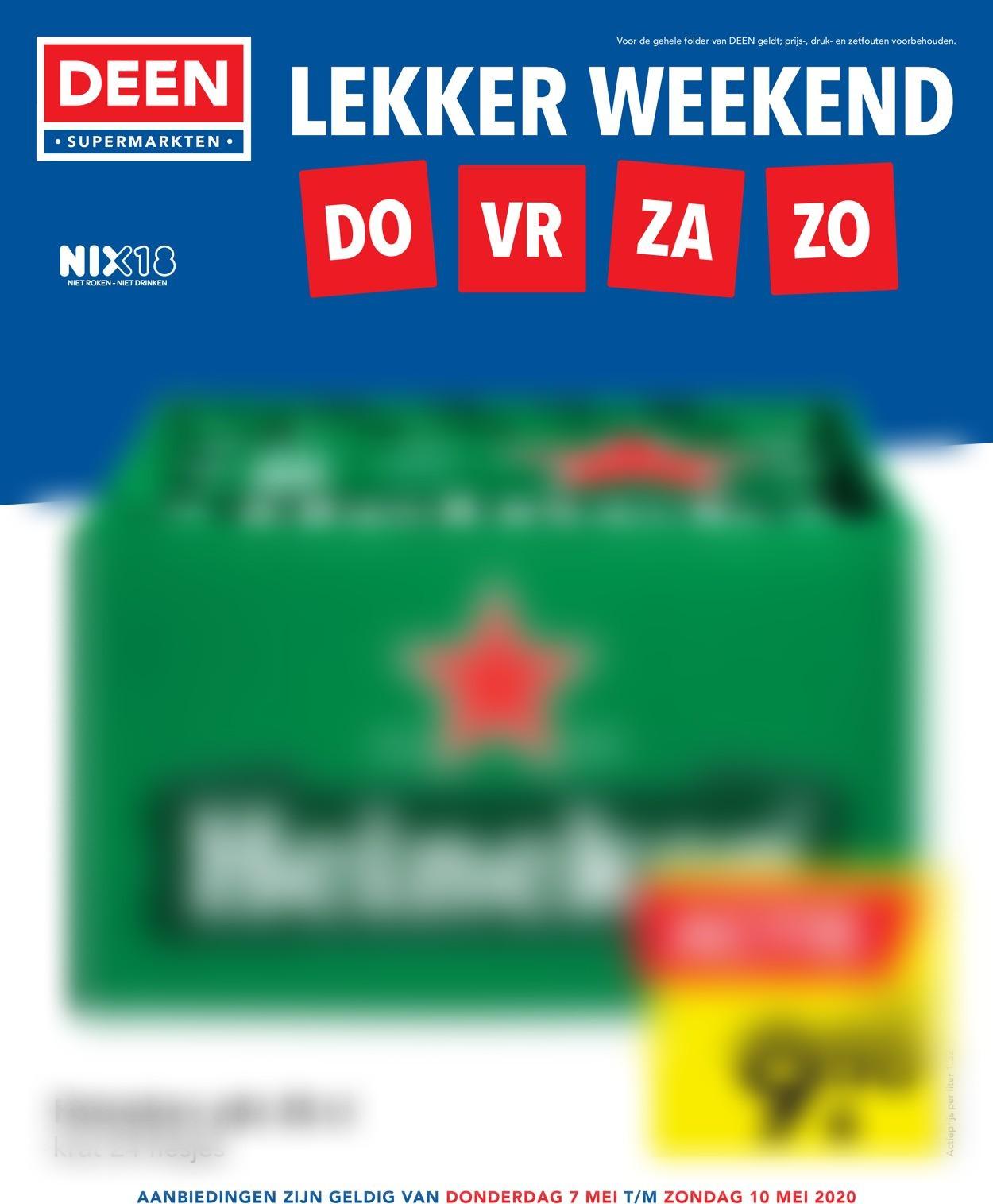 Deen Folder - 07.05-10.05.2020