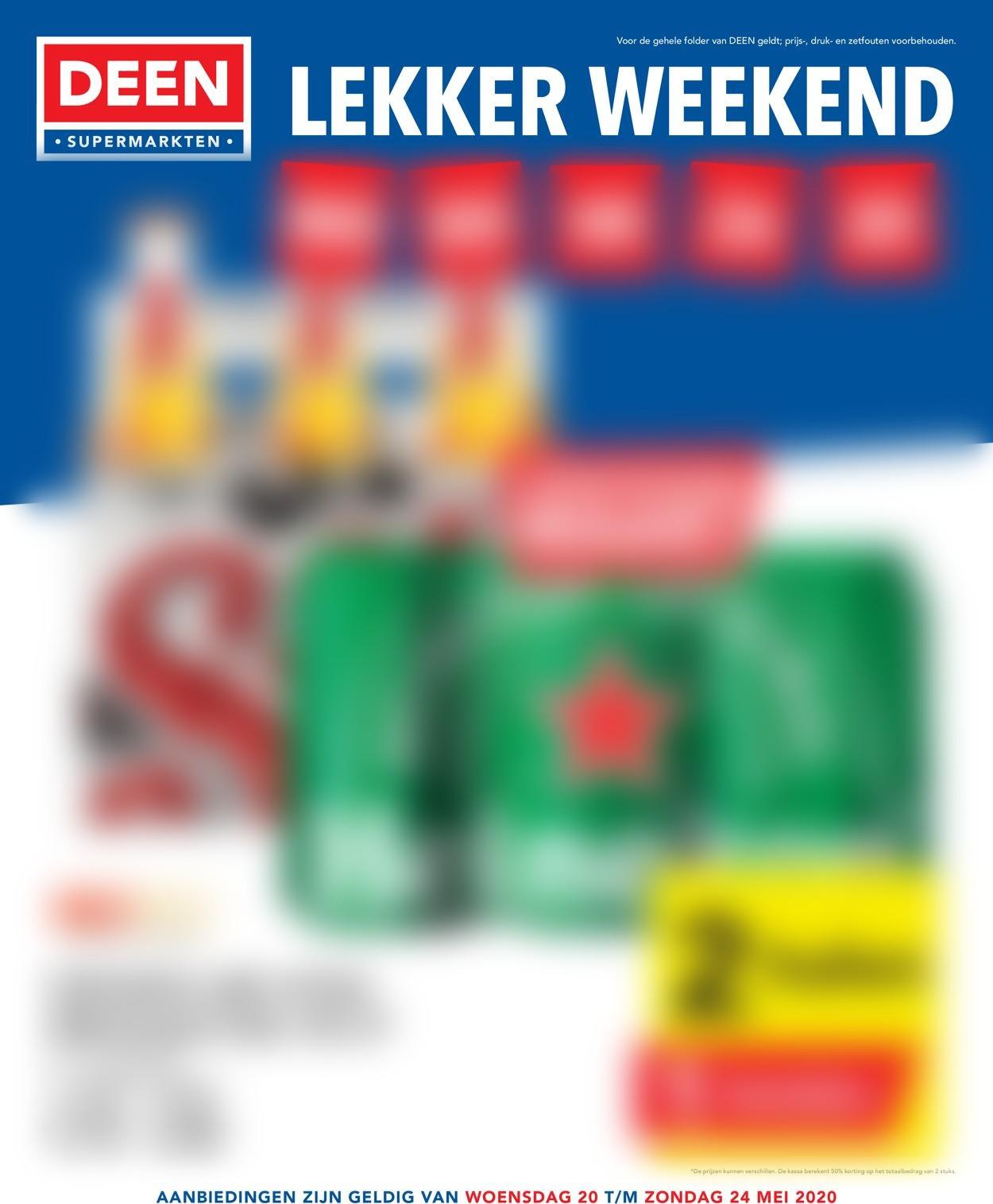 Deen Folder - 21.05-24.05.2020