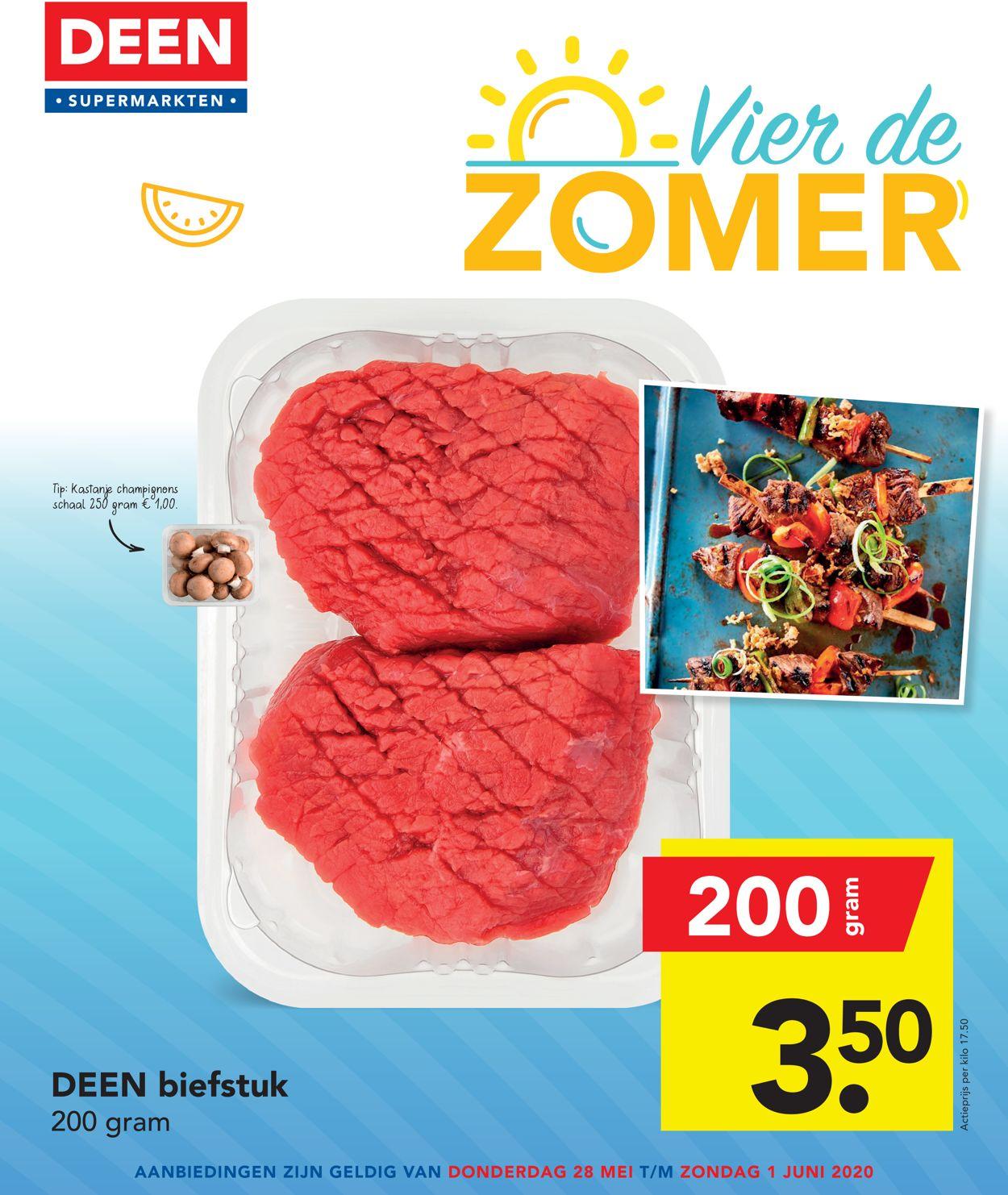Deen Folder - 28.05-01.06.2020