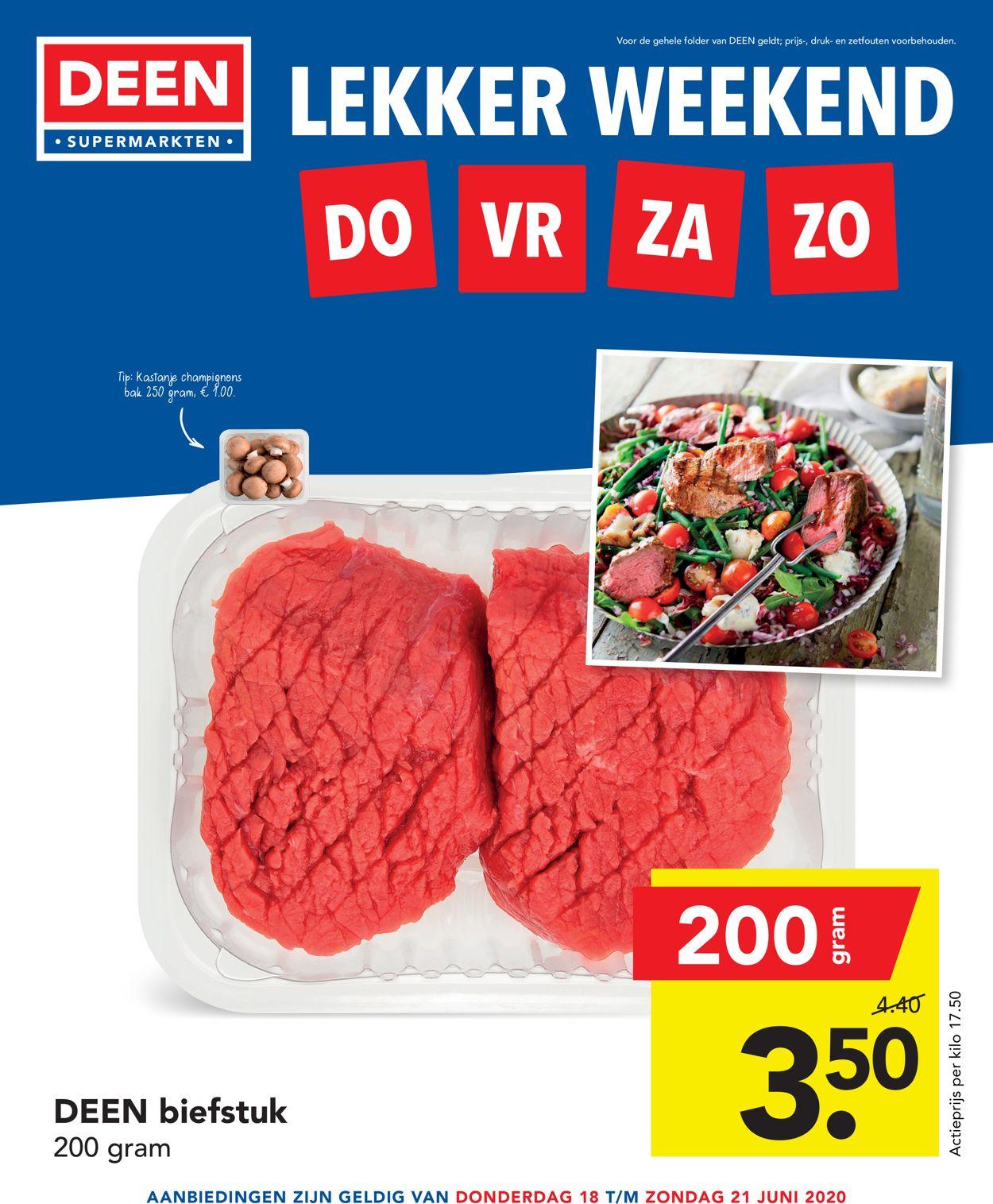 Deen Folder - 18.06-21.06.2020