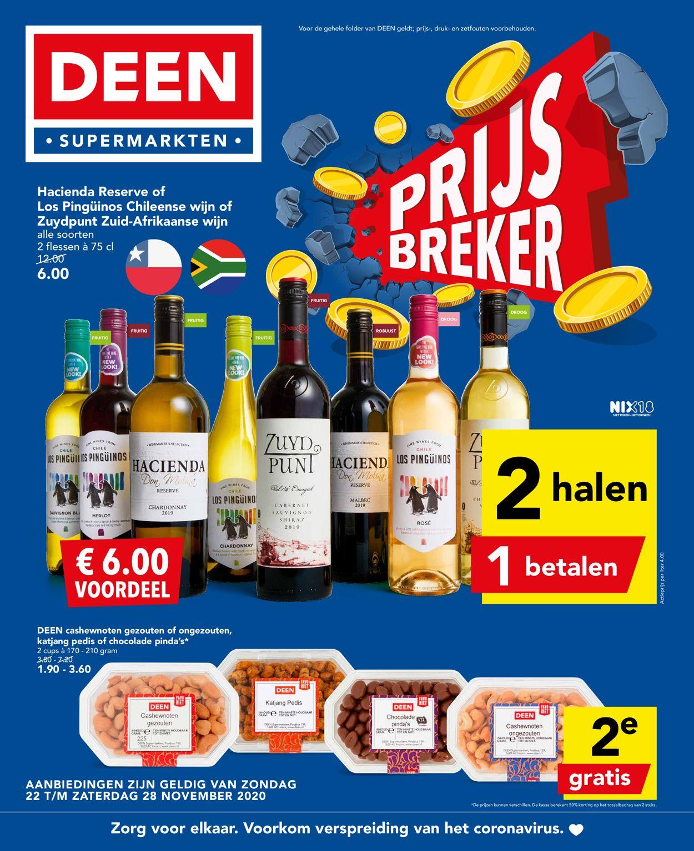 Deen Black Friday 2020 Folder - 22.11-28.11.2020