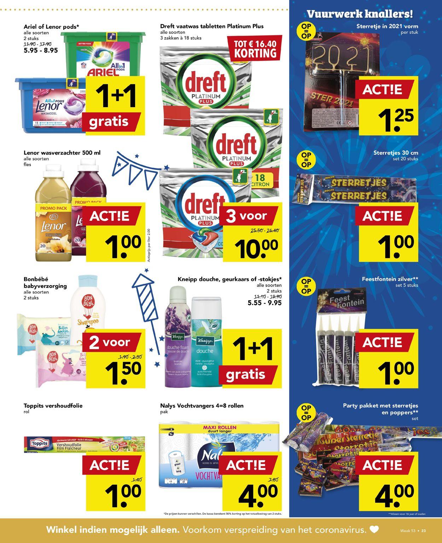 Deen Folder - 27.12-02.01.2021 (Pagina 23)