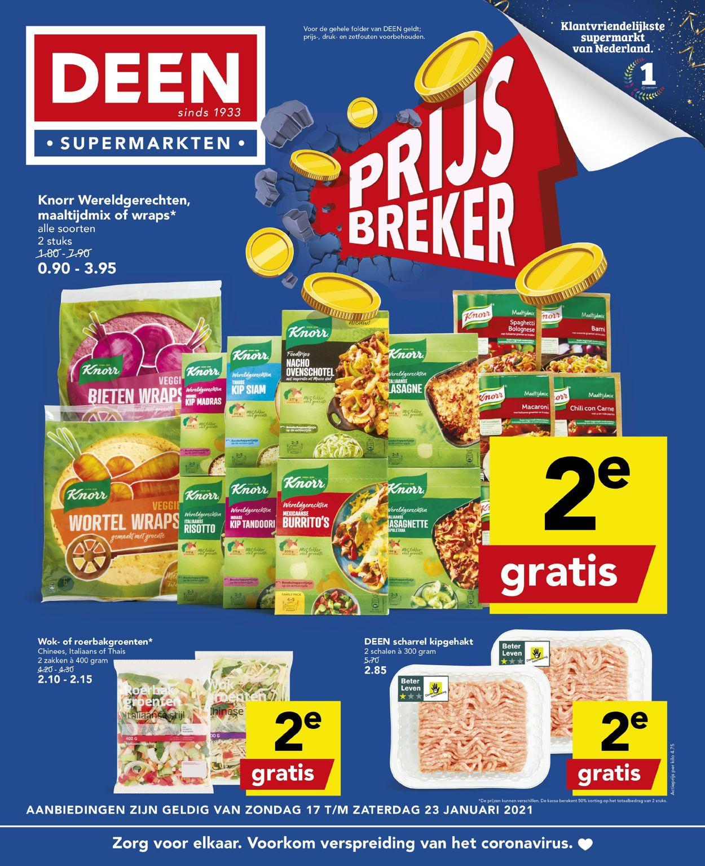Deen Folder - 17.01-23.01.2021