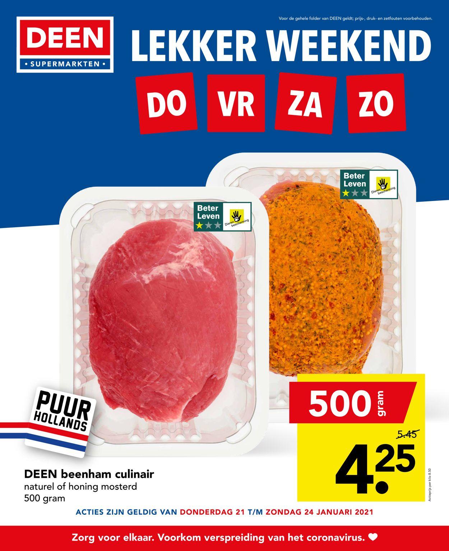 Deen Folder - 21.01-24.01.2021