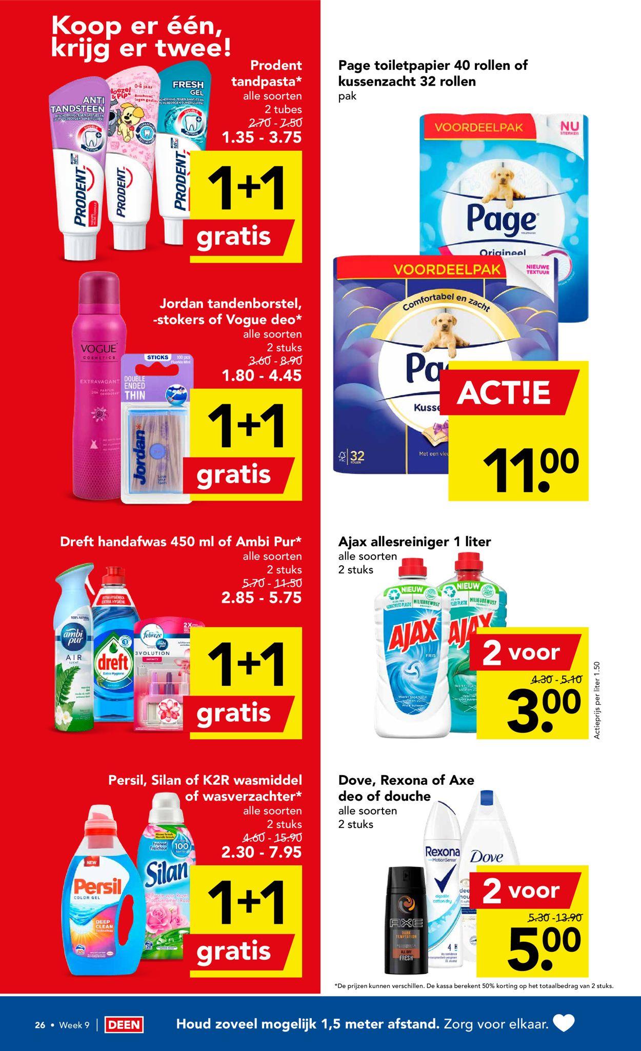 Deen Folder - 28.02-06.03.2021 (Pagina 26)