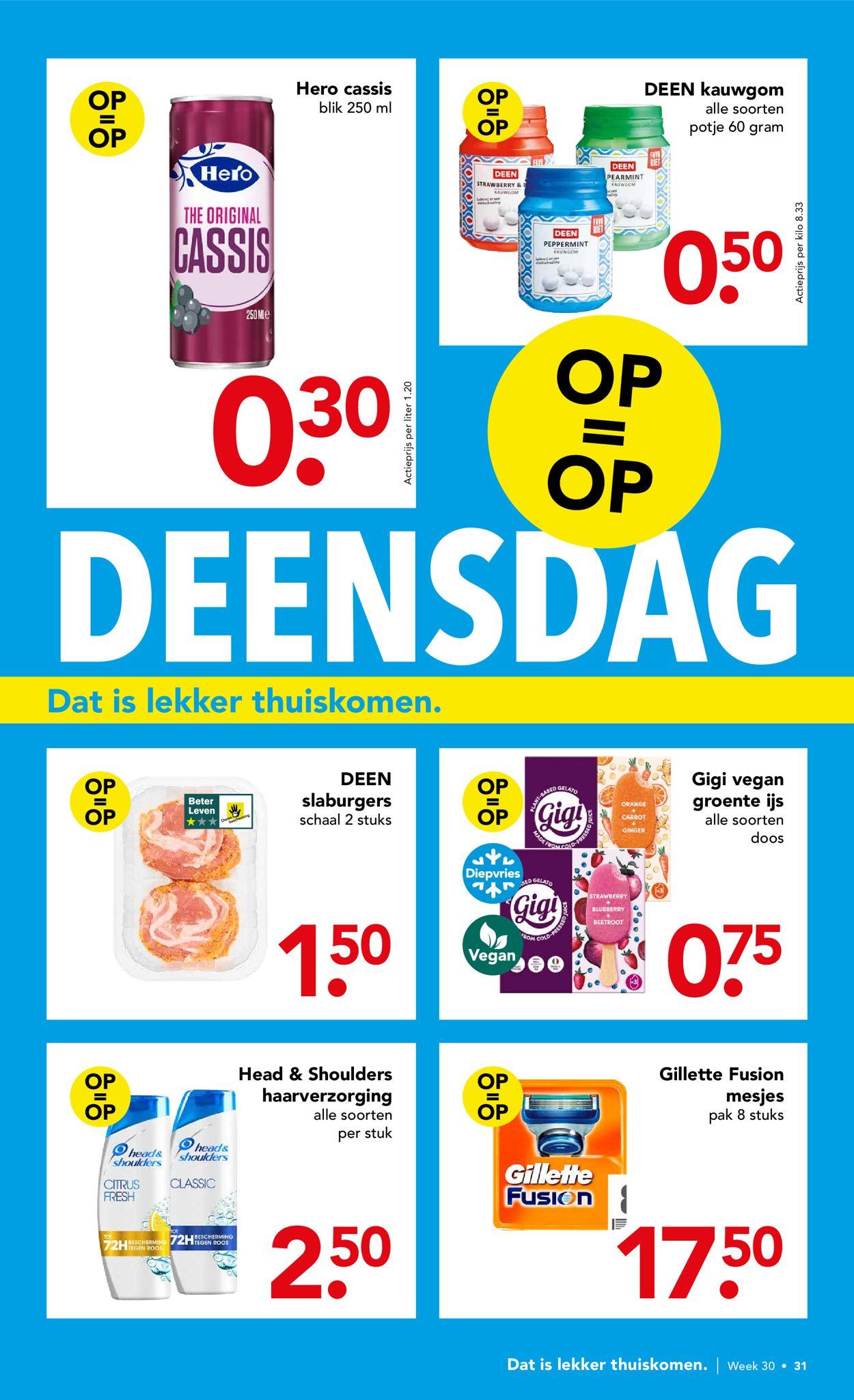 Deen Folder - 25.07-31.07.2021 (Pagina 31)