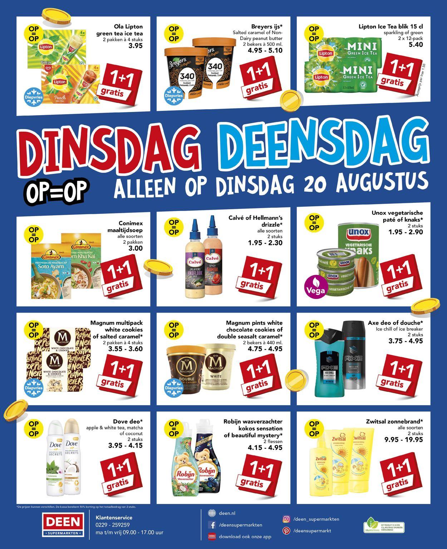 Deen Folder - 18.08-24.08.2019 (Pagina 20)