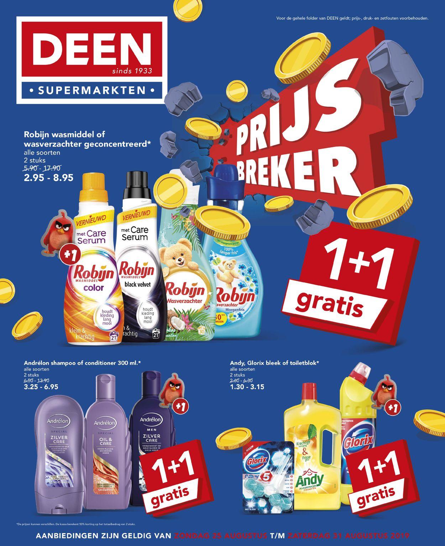 Deen Folder - 25.08-31.08.2019