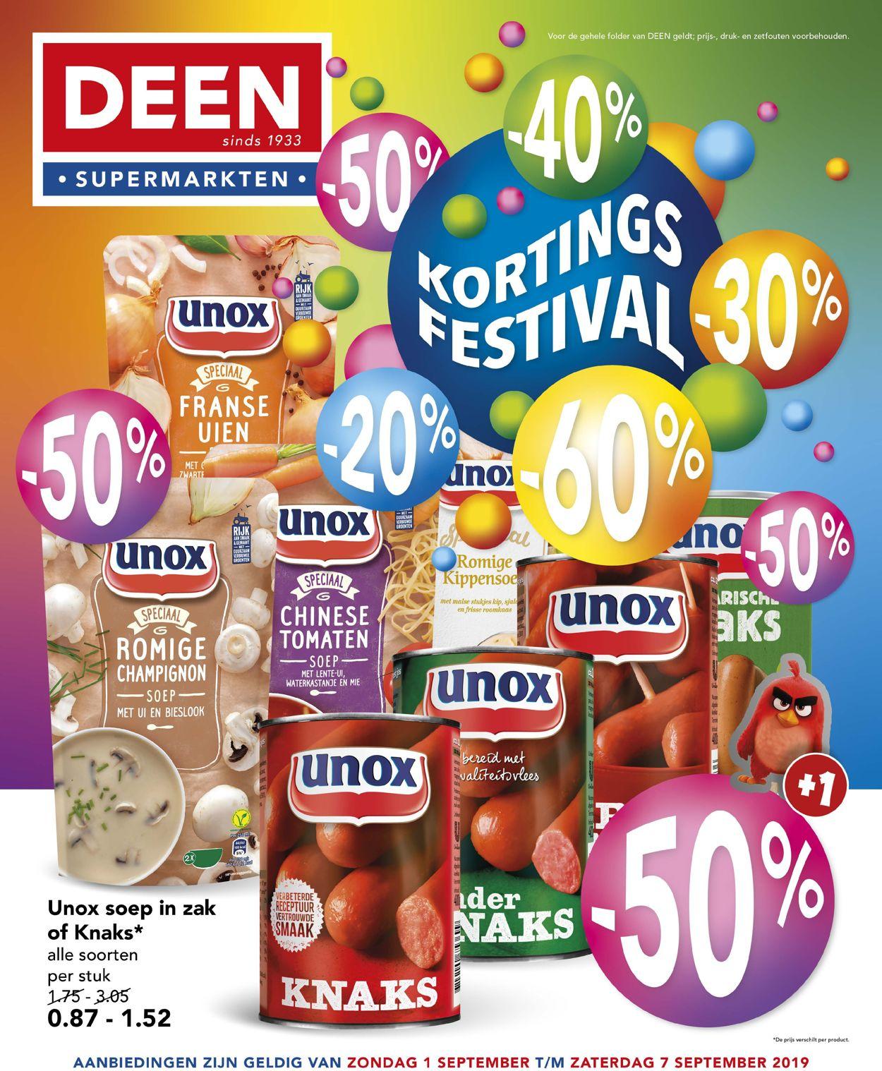 Deen Folder - 01.09-07.09.2019