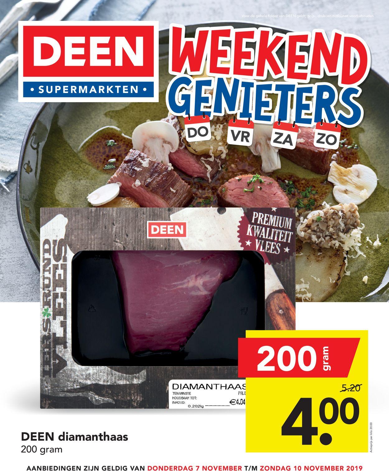 Deen Folder - 07.11-10.11.2019