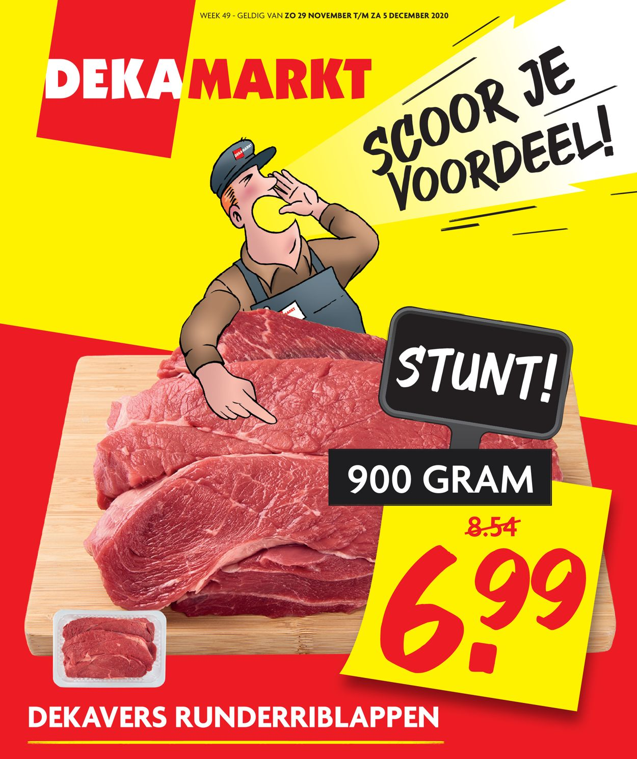 Dekamarkt Cyber Monday 2020 Folder - 29.11-05.12.2020