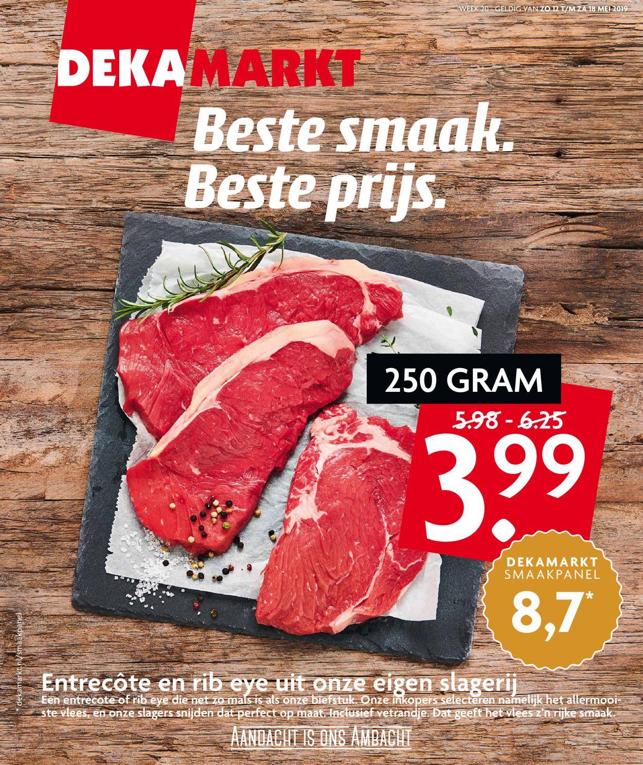 Dekamarkt Folder - 12.05-18.05.2019