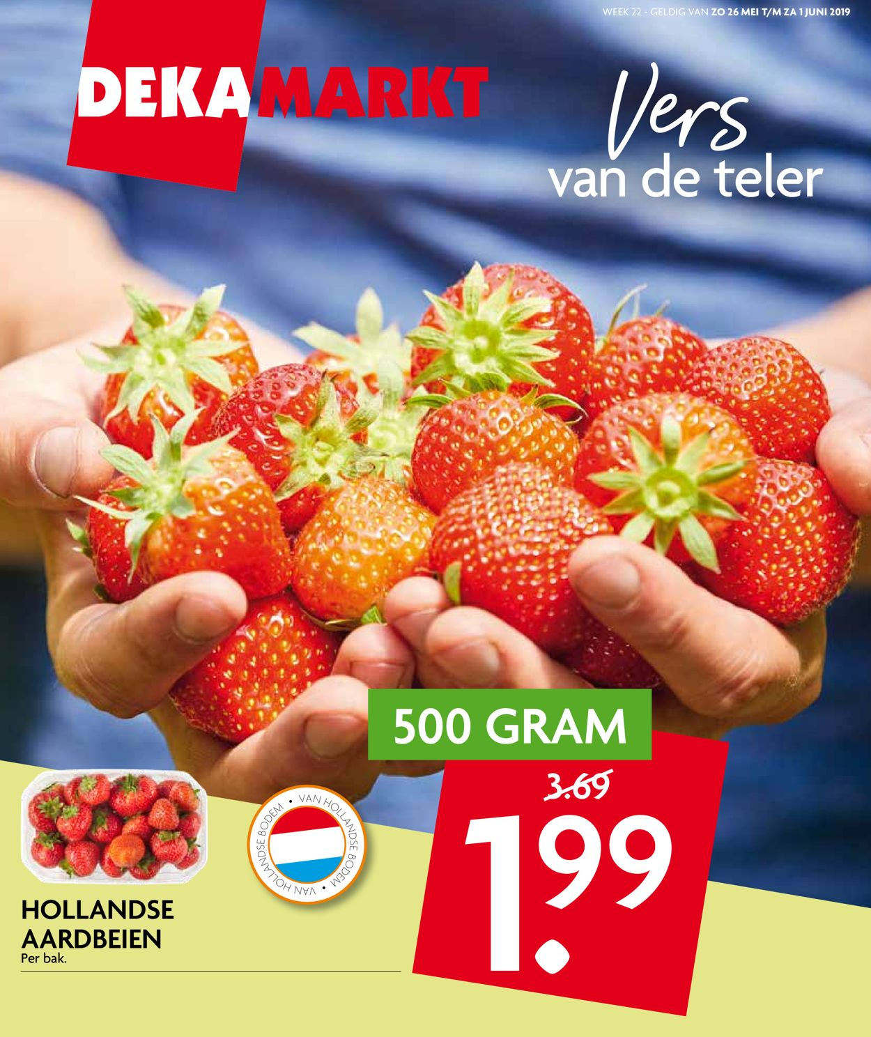 Dekamarkt Folder - 26.05-01.06.2019