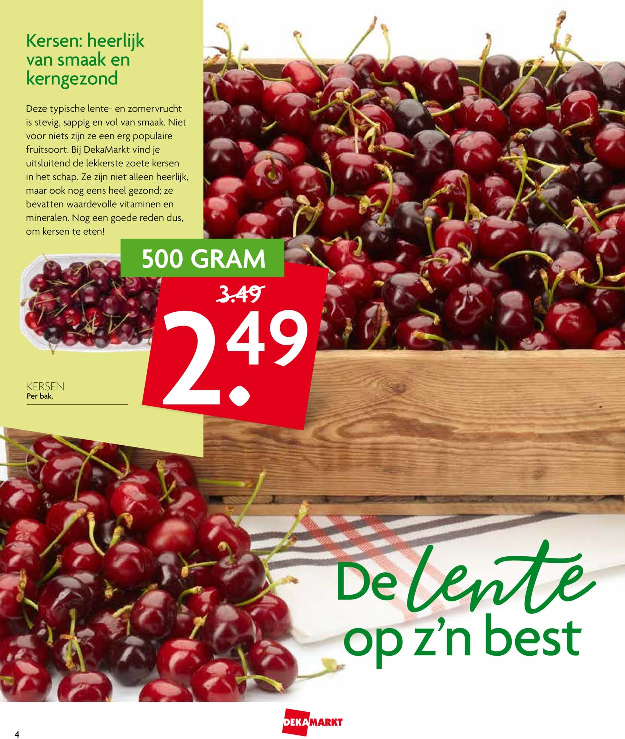 Dekamarkt Folder - 26.05-01.06.2019 (Pagina 4)