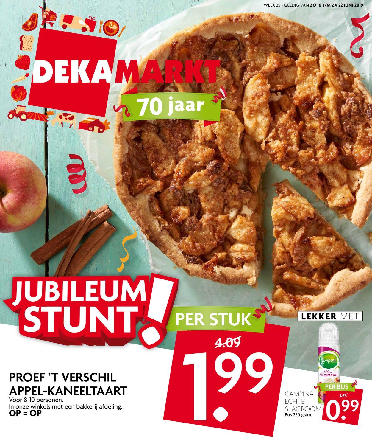 Dekamarkt Folder - 16.06-22.06.2019