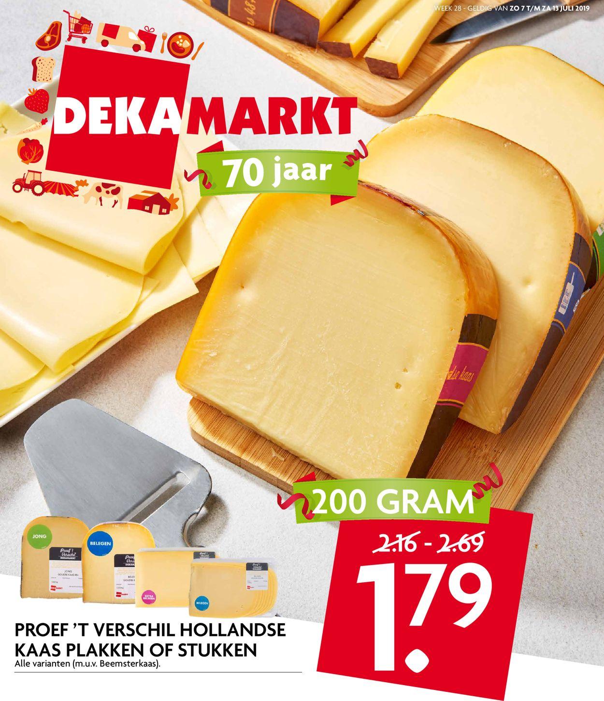 Dekamarkt Folder - 07.07-13.07.2019