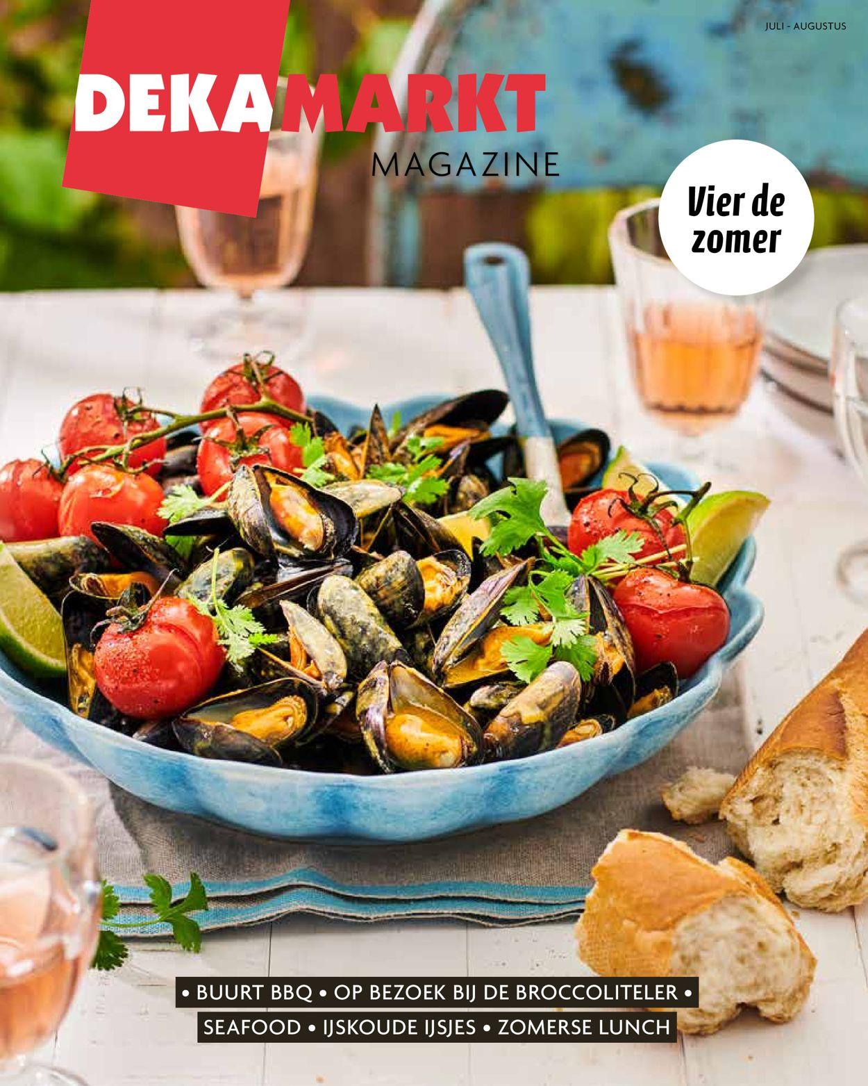 Dekamarkt Folder - 15.07-16.08.2019