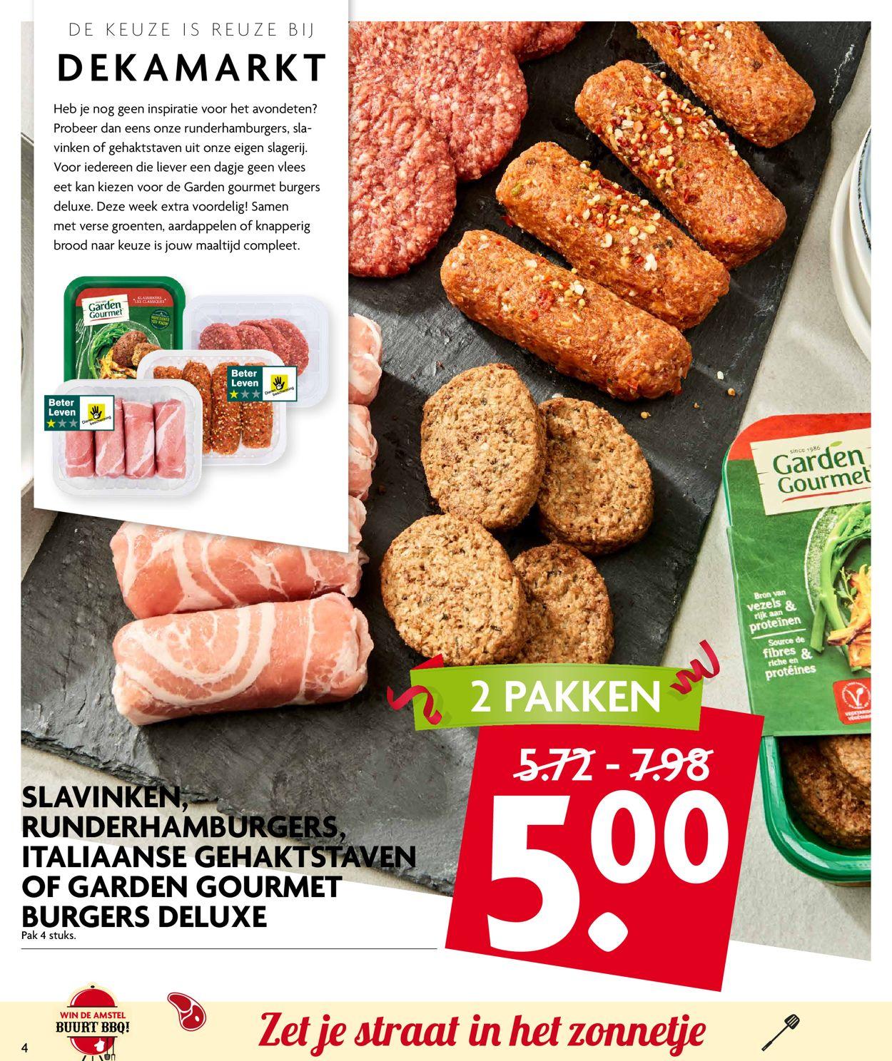 Dekamarkt Folder - 04.08-10.08.2019 (Pagina 4)