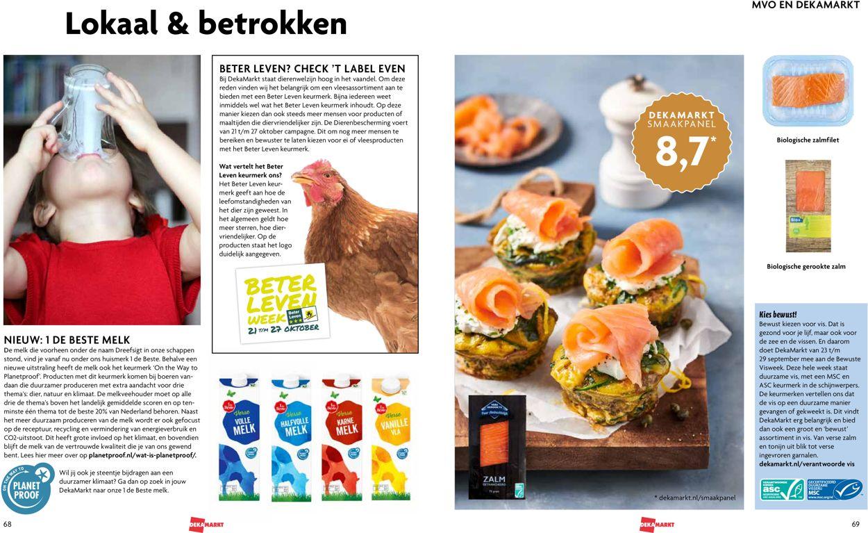 Dekamarkt Folder - 22.09-03.11.2019 (Pagina 35)