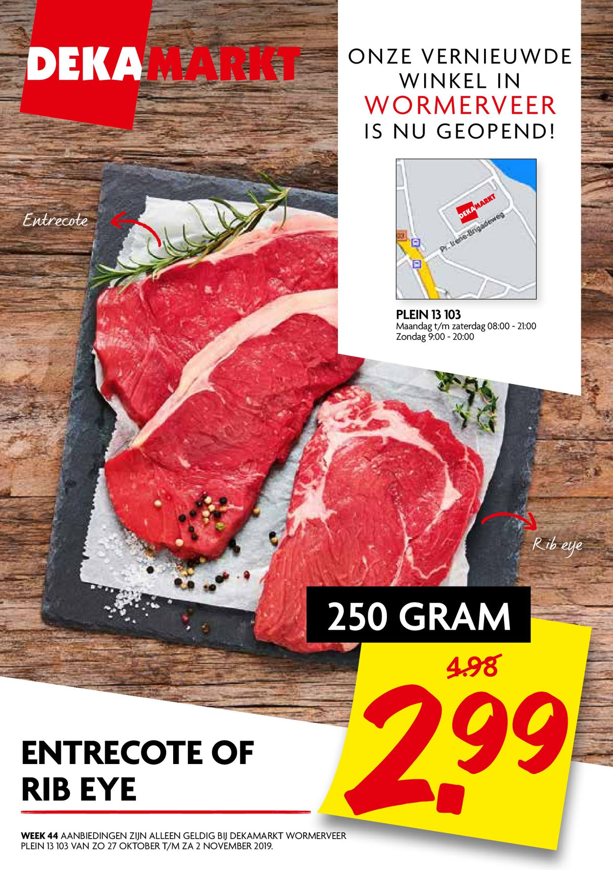 Dekamarkt Folder - 27.10-02.11.2019