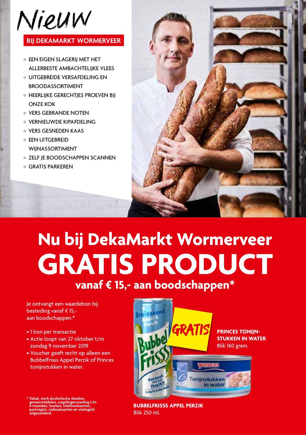 Dekamarkt Folder - 27.10-02.11.2019 (Pagina 2)