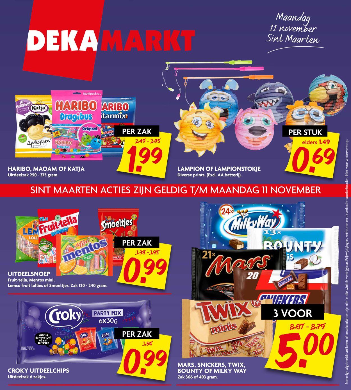 Dekamarkt Folder - 03.11-09.11.2019 (Pagina 24)