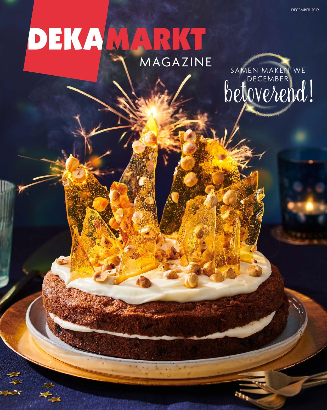 Dekamarkt kerstaanbieding 2019 Folder - 01.12-31.12.2019