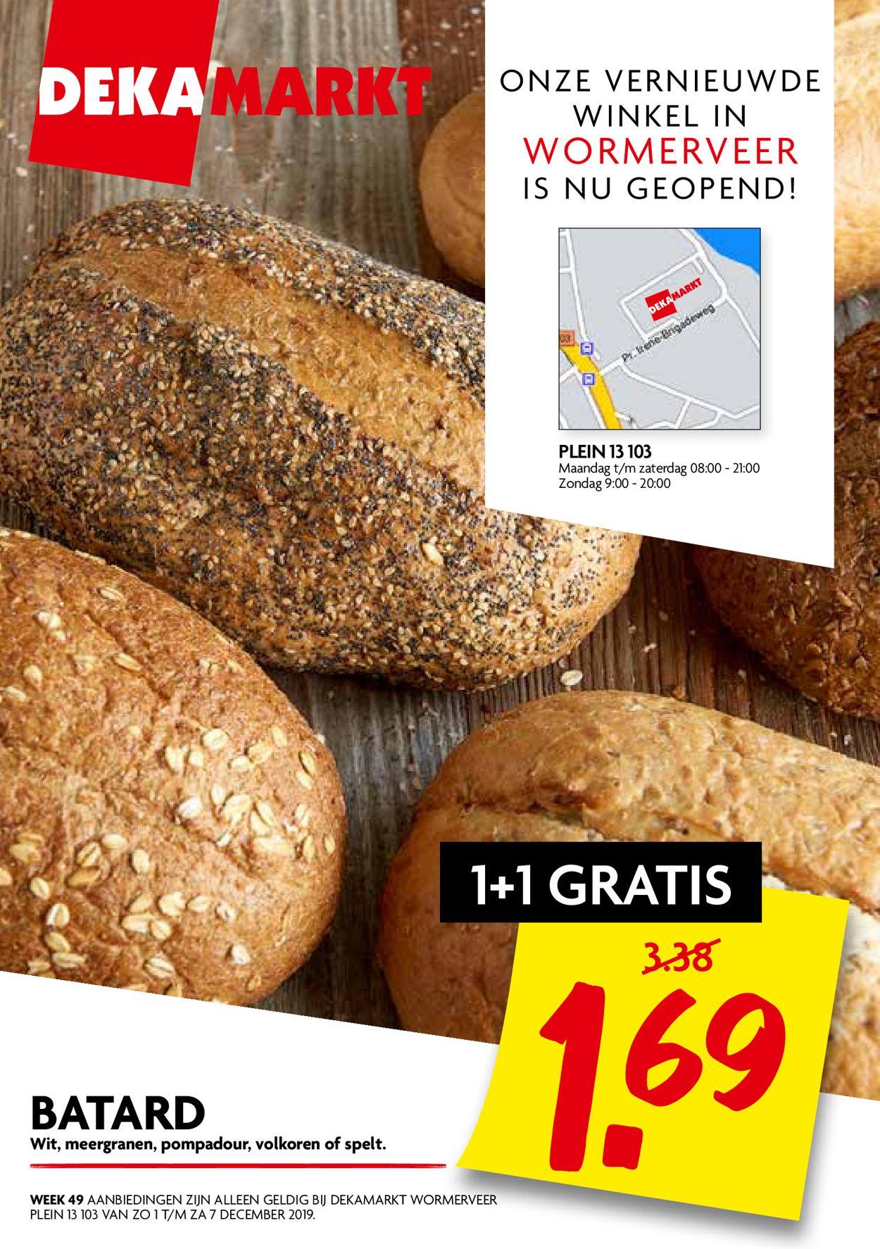 Dekamarkt Folder - 01.12-07.12.2019