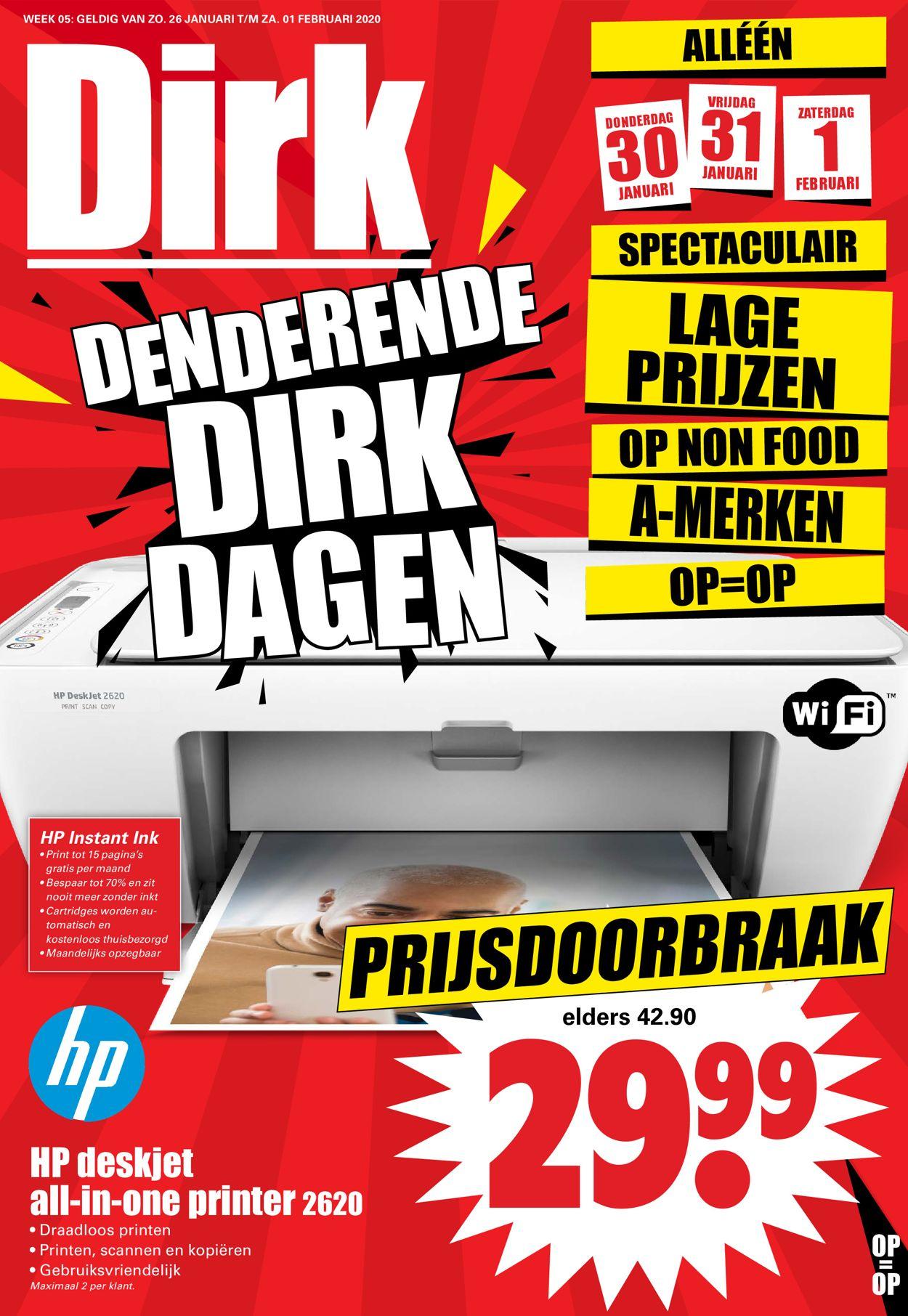 Dirk Folder - 26.01-01.02.2020