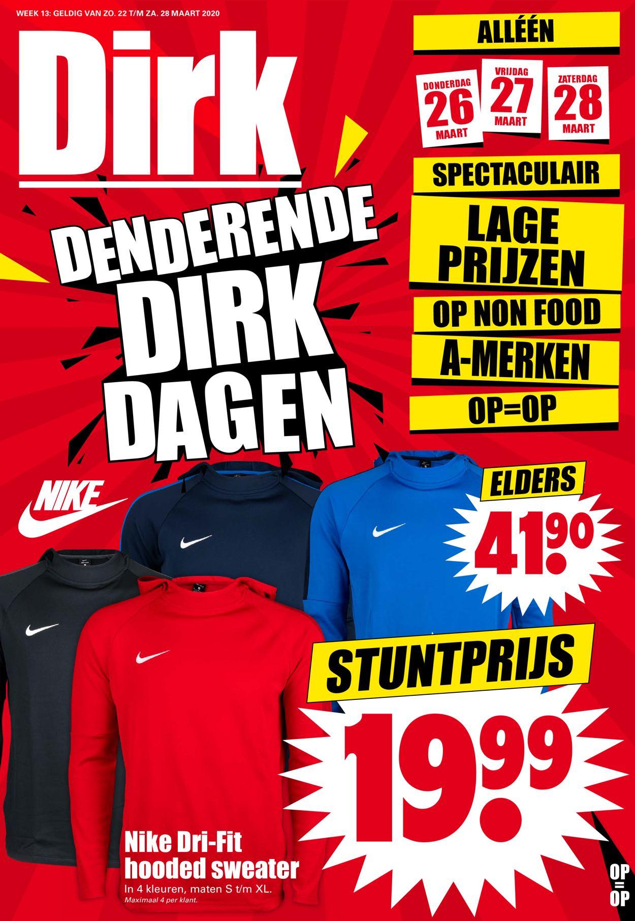 Dirk Folder - 22.03-28.03.2020