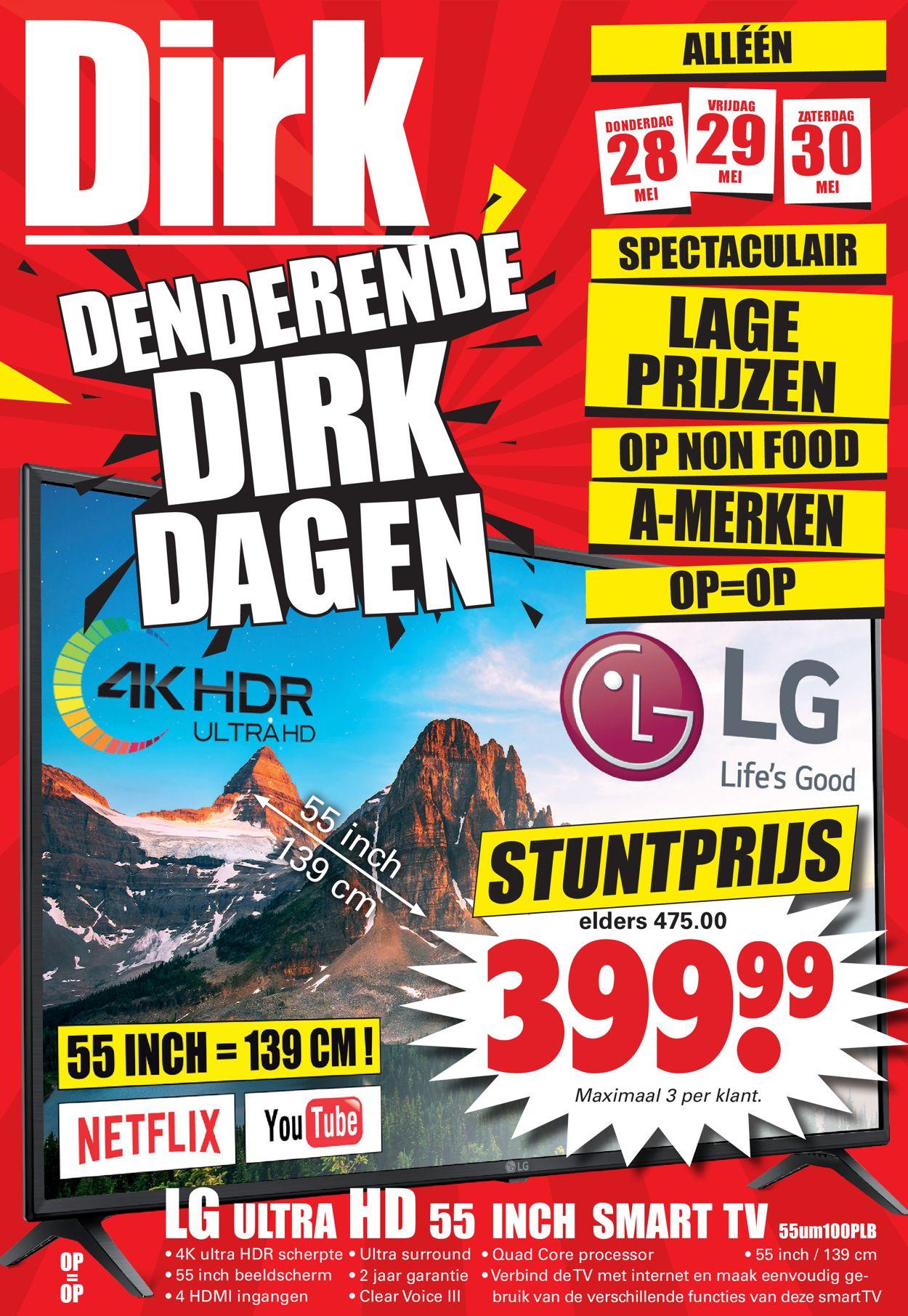 Dirk Folder - 24.05-30.05.2020