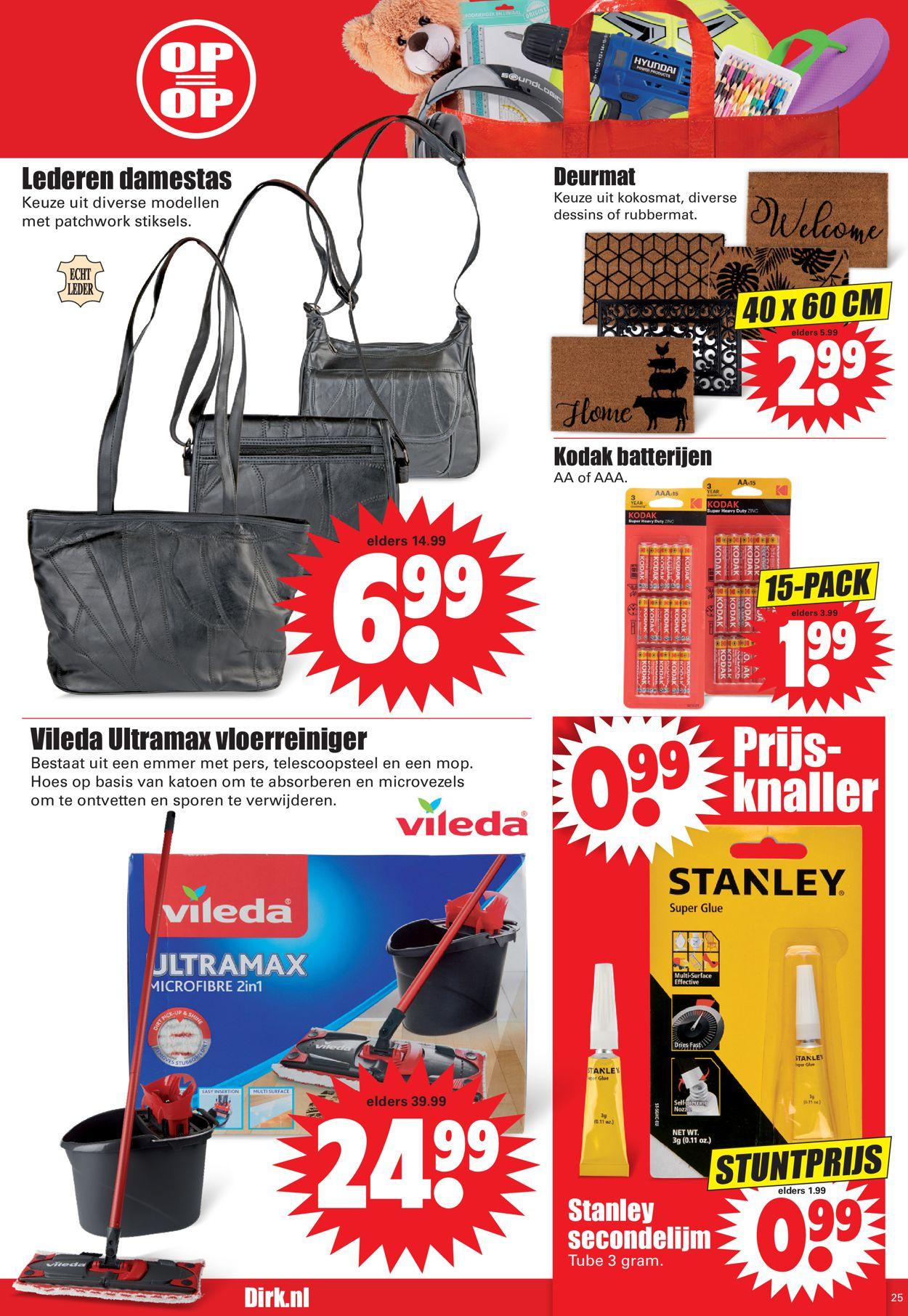 Dirk Folder - 24.05-30.05.2020 (Pagina 32)