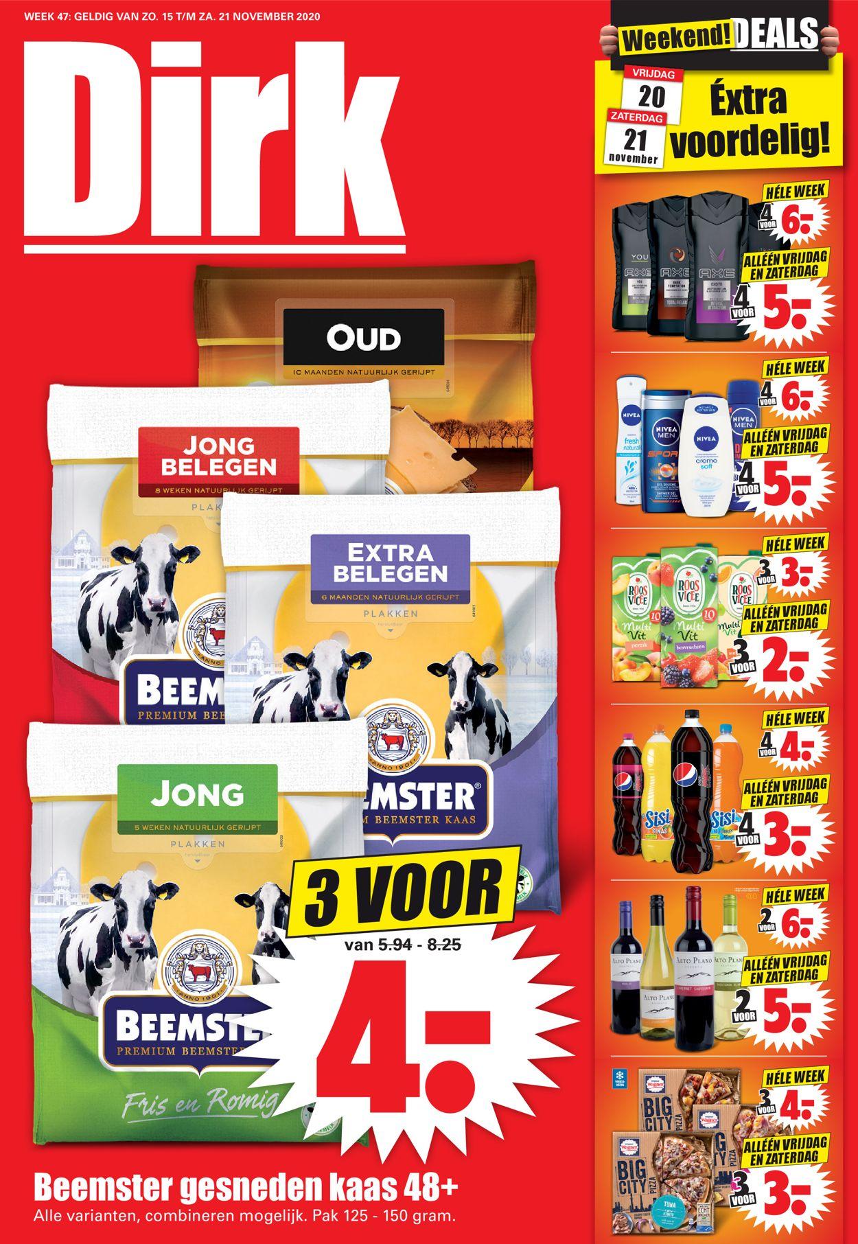 Dirk Folder - 15.11-21.11.2020