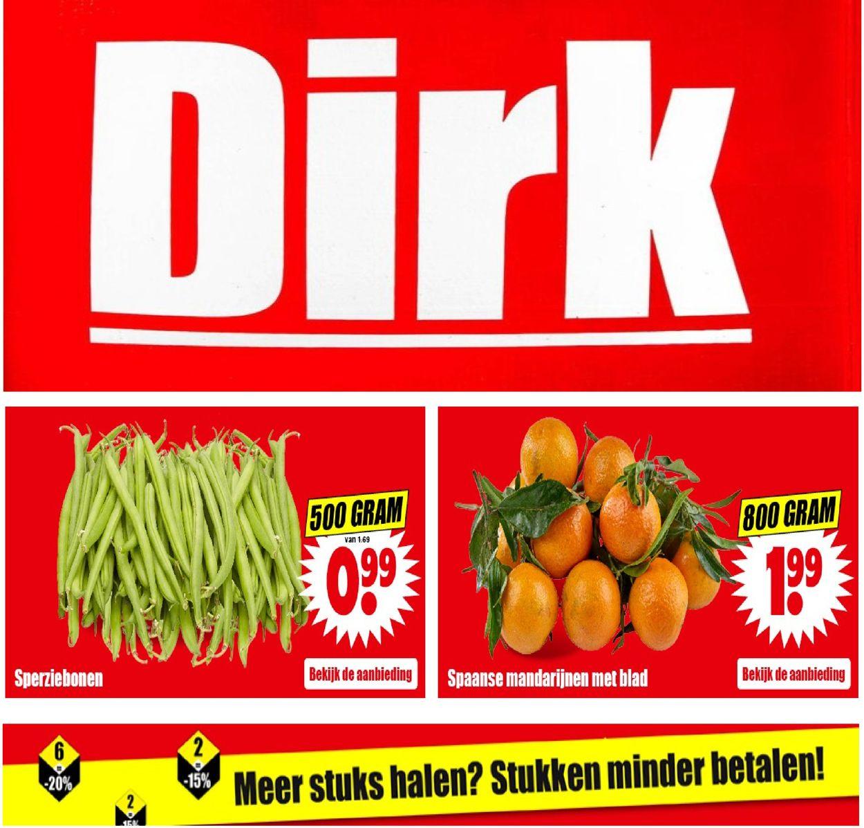 Dirk Cyber Monday 2020 Folder - 28.11-04.12.2020