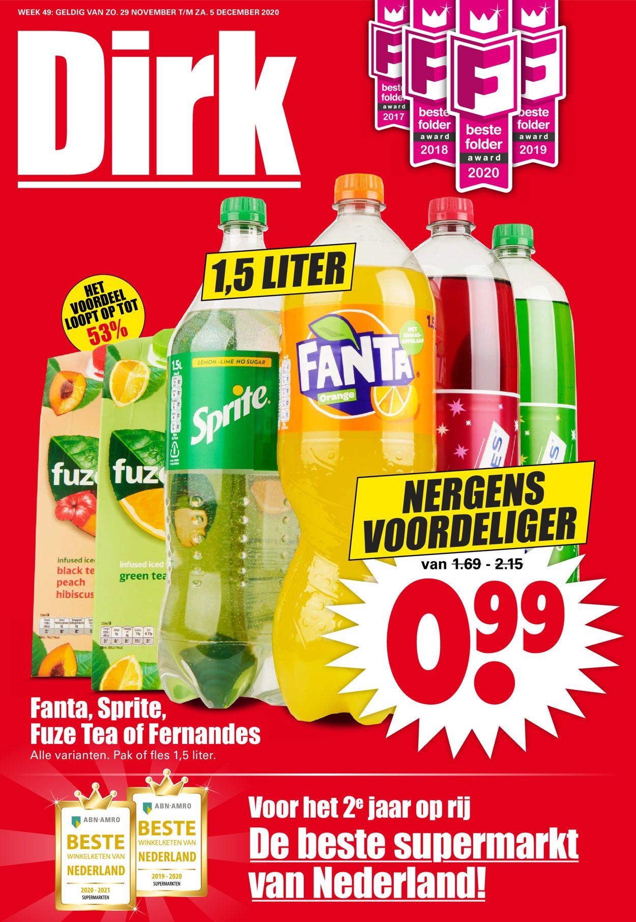 Dirk Folder - 29.11-05.12.2020