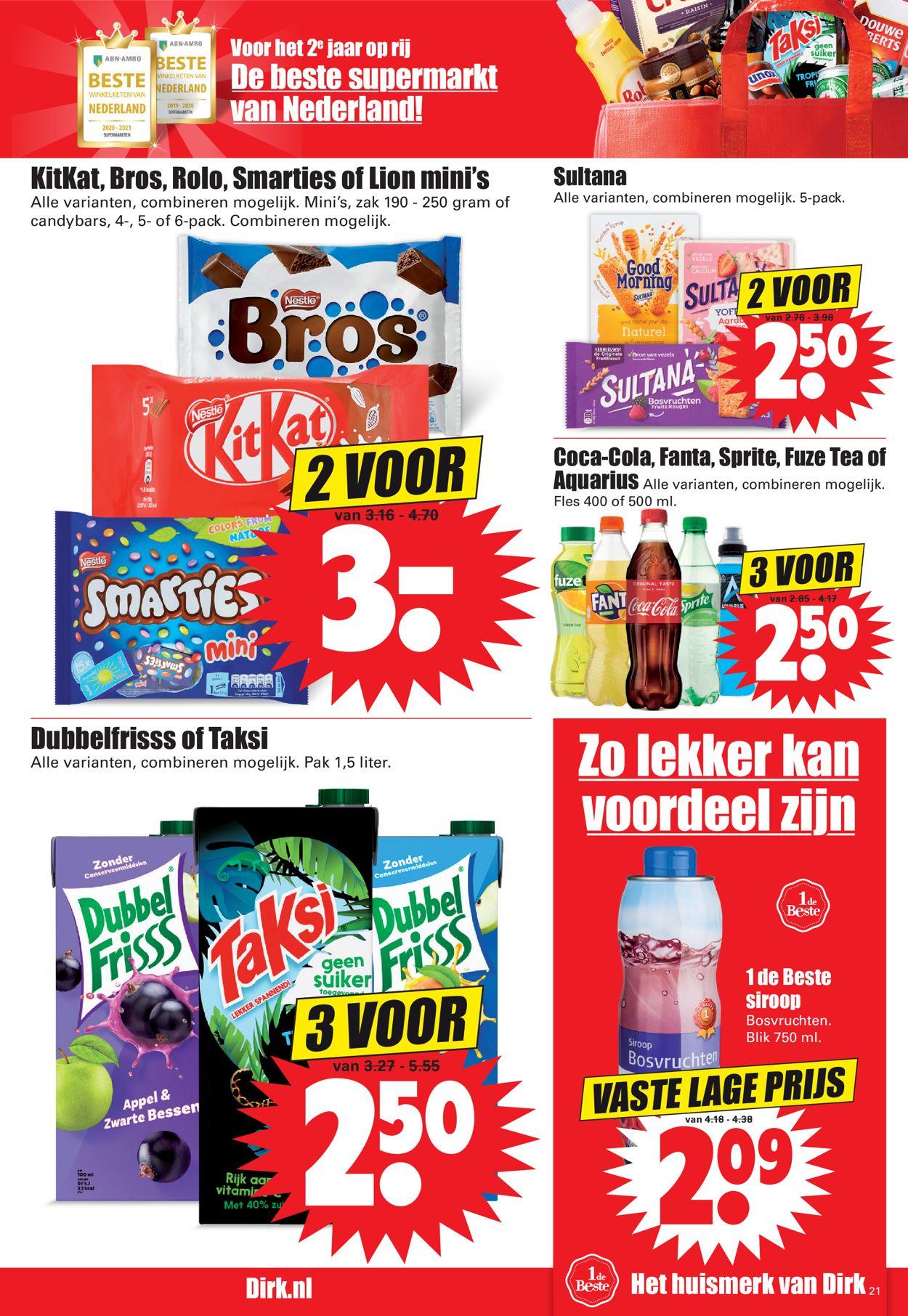 Dirk Folder - 27.12-02.01.2021 (Pagina 21)