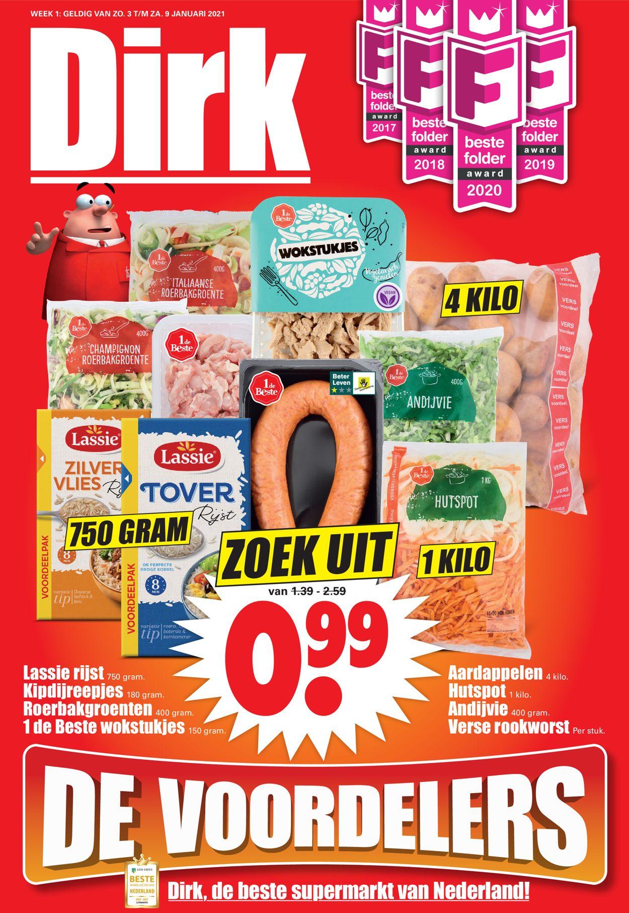 Dirk Folder - 03.01-09.01.2021