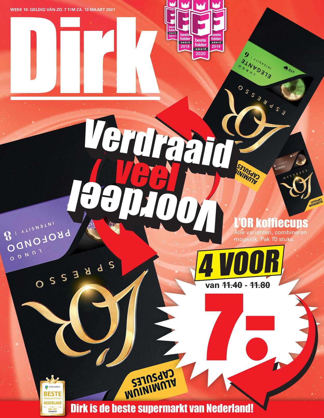 Dirk Folder - 07.03-13.03.2021