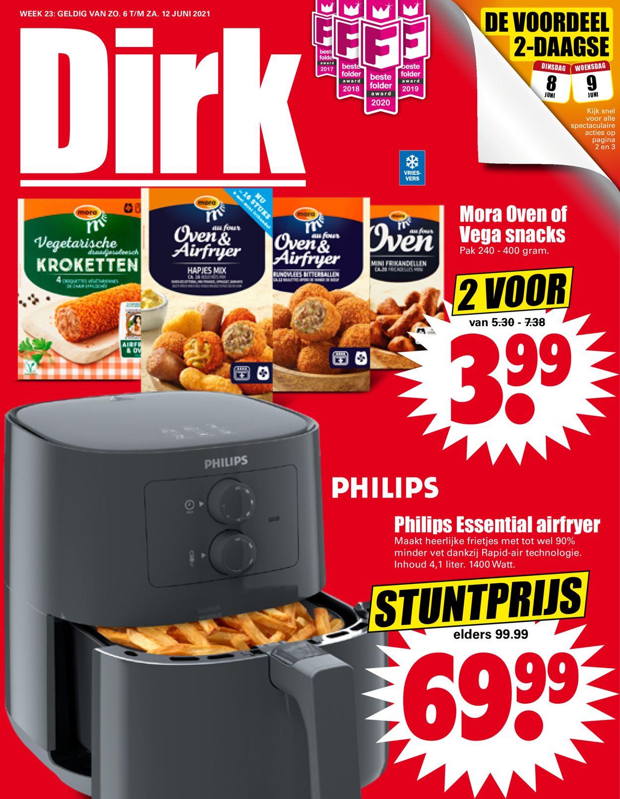 Dirk Folder - 06.06-12.06.2021