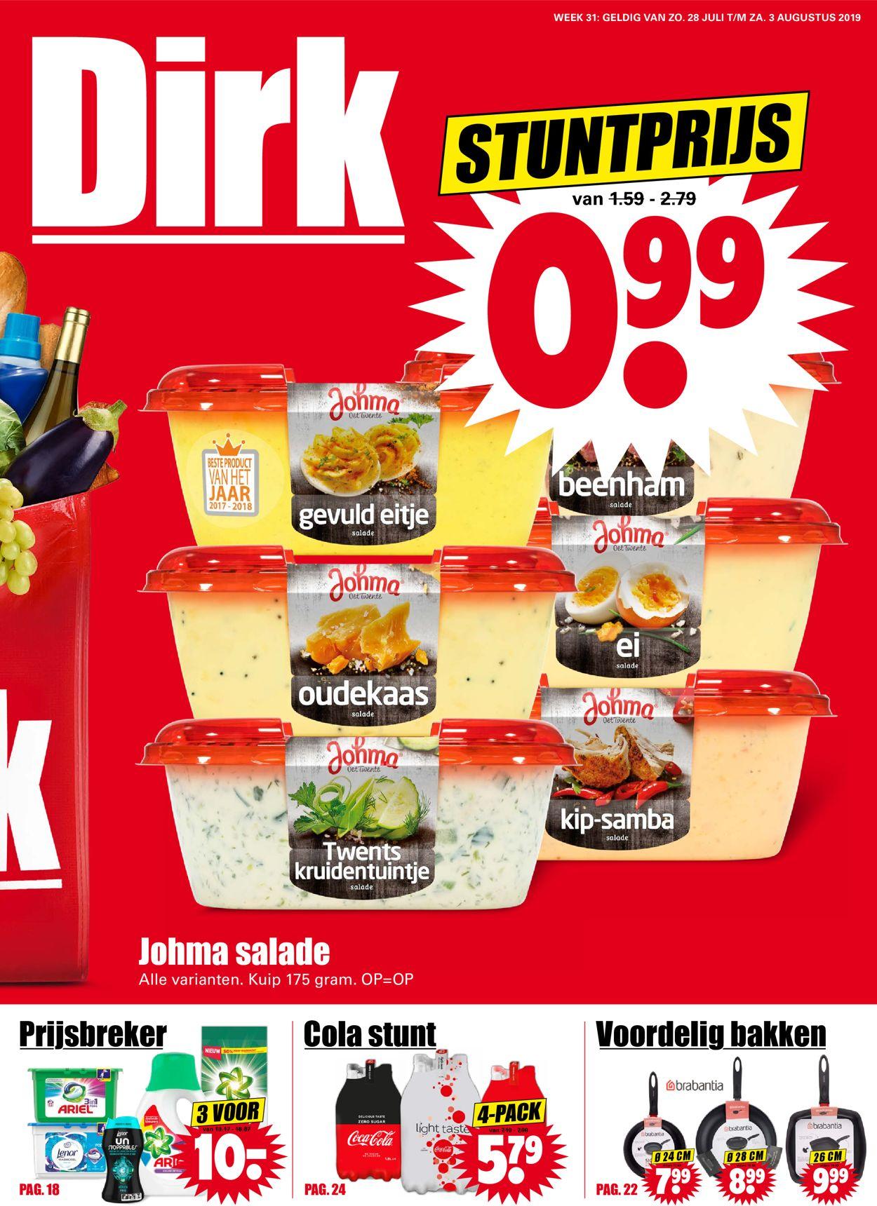 Dirk Folder - 28.07-03.08.2019