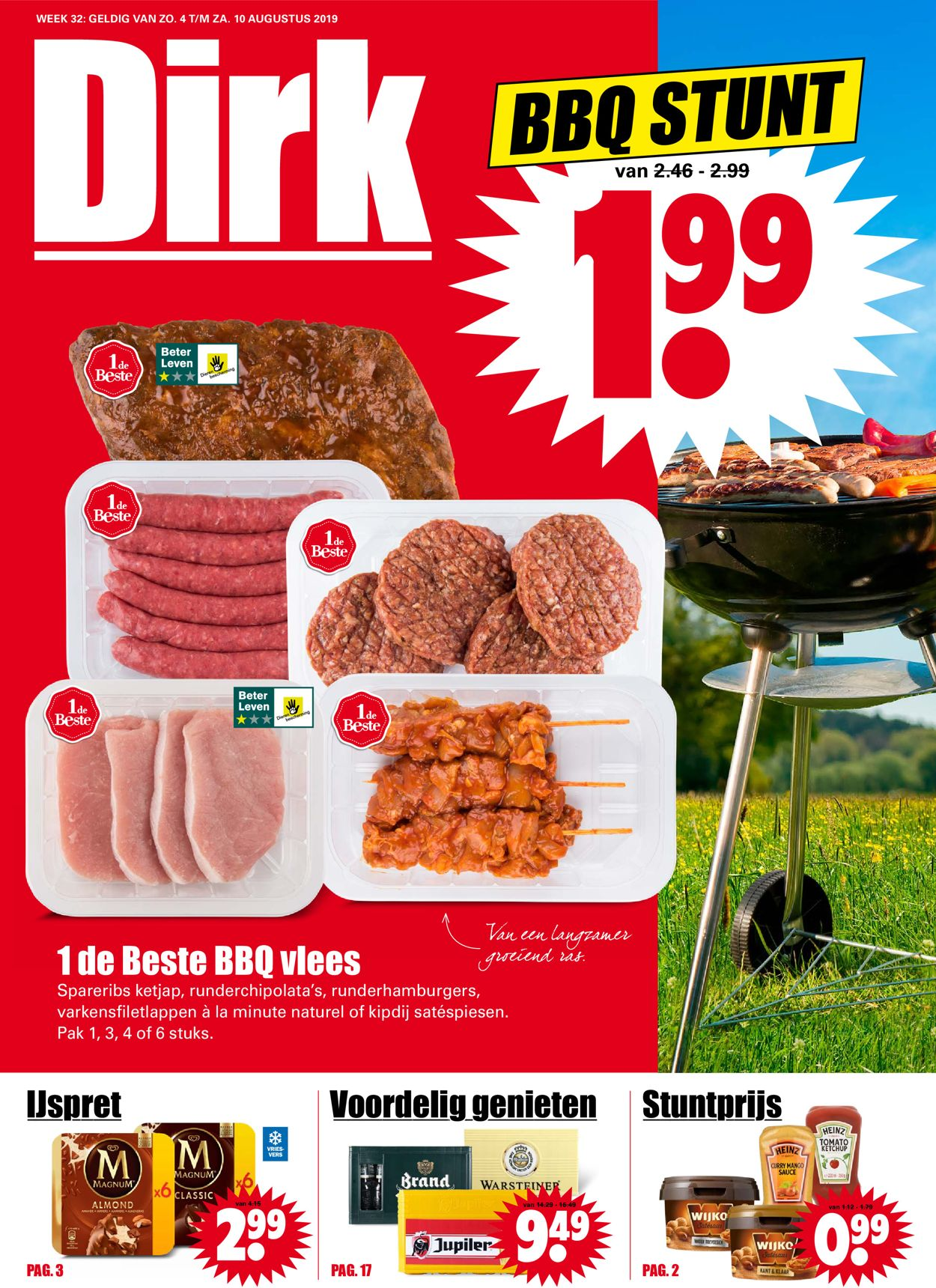 Dirk Folder - 04.08-10.08.2019