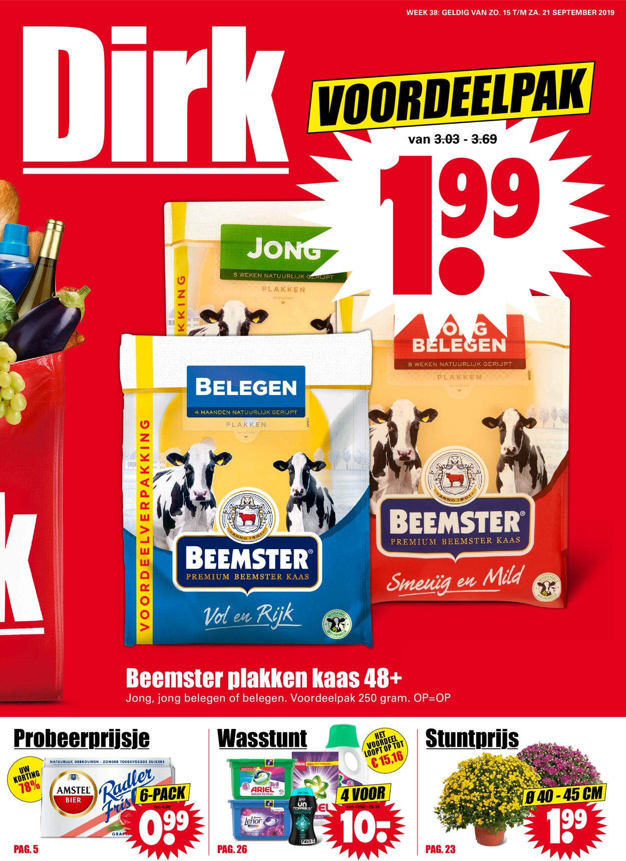 Dirk Folder - 15.09-21.09.2019