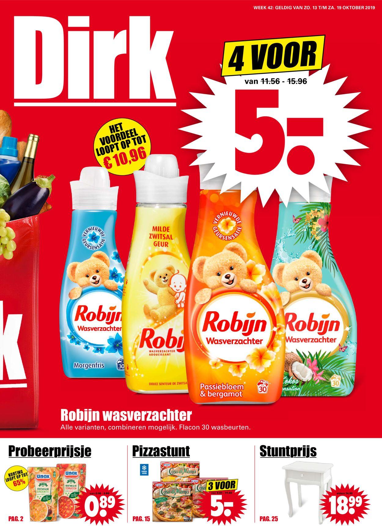 Dirk Folder - 13.10-19.10.2019