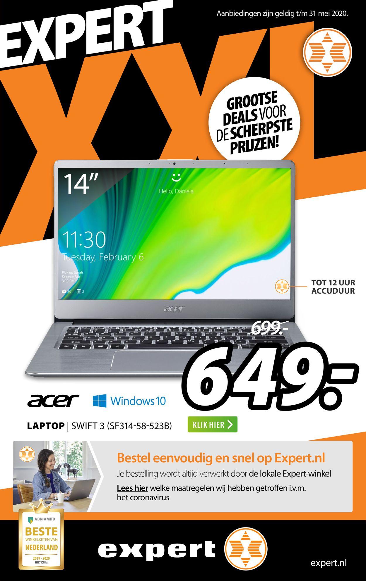 Expert Folder - 25.05-31.05.2020