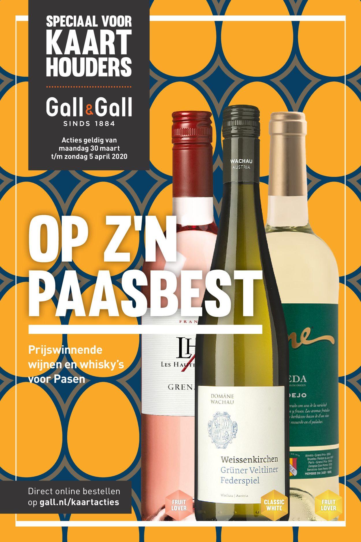 Gall & Gall Folder - 30.03-05.04.2020