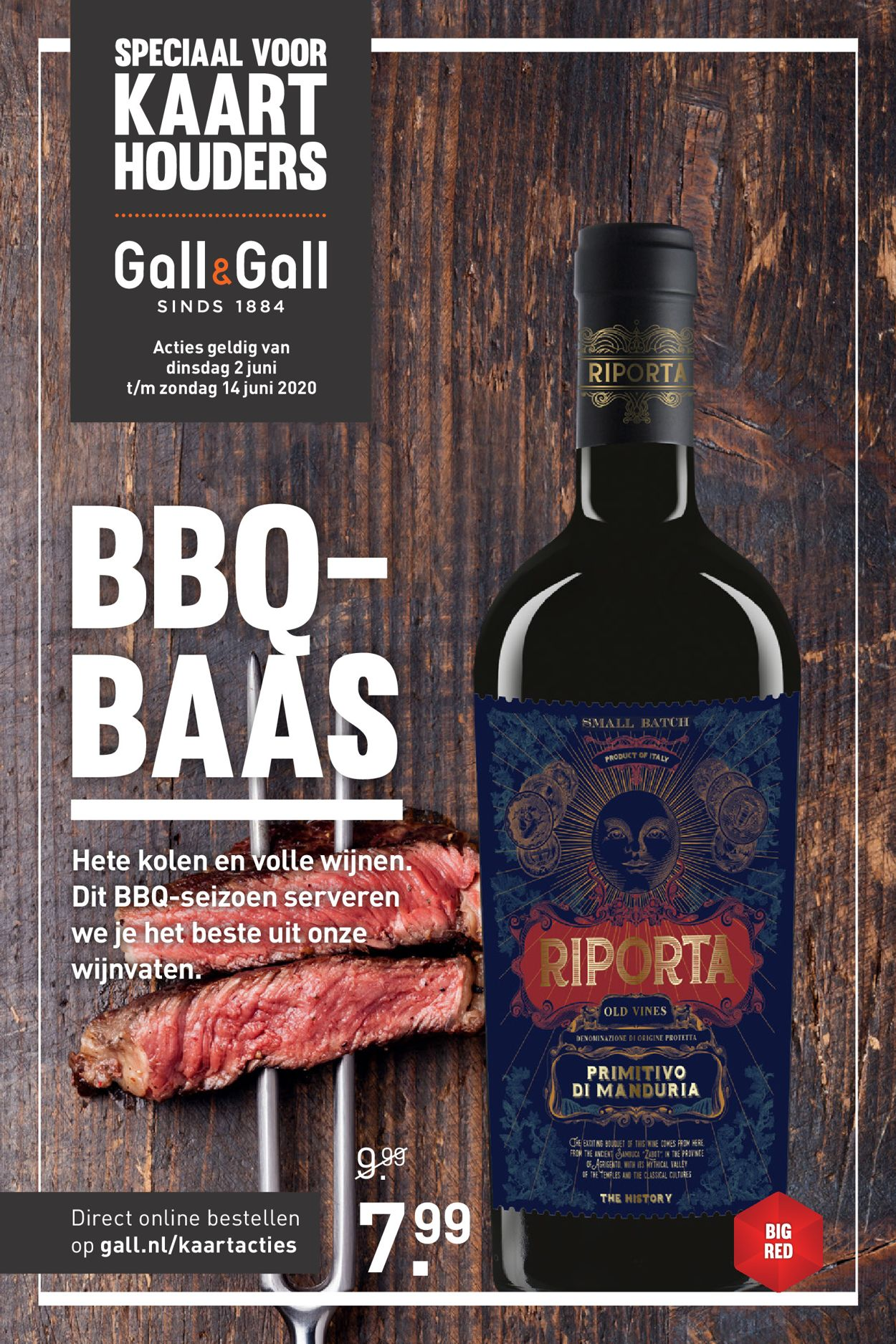 Gall & Gall Folder - 02.06-14.06.2020