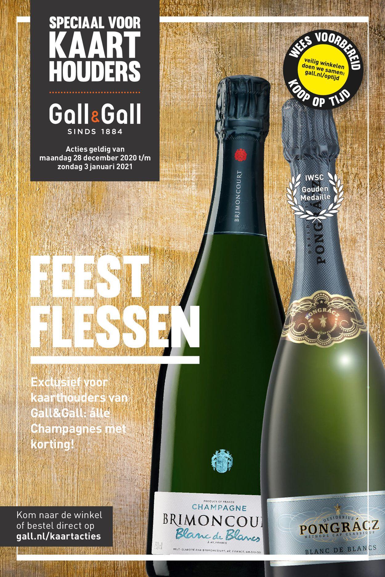 Gall & Gall Folder - 28.12-03.01.2021